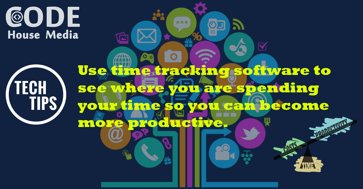 Tech Tips 101 for Productivity