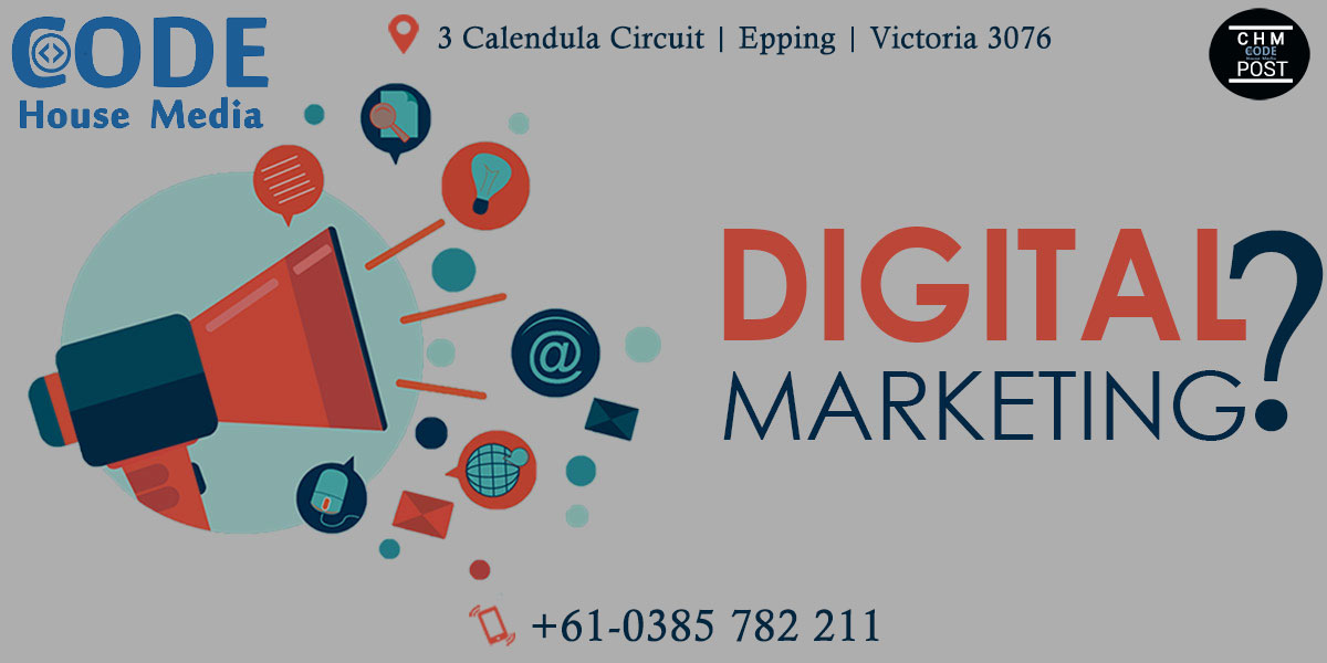 Why DIGITAL MARKETING?